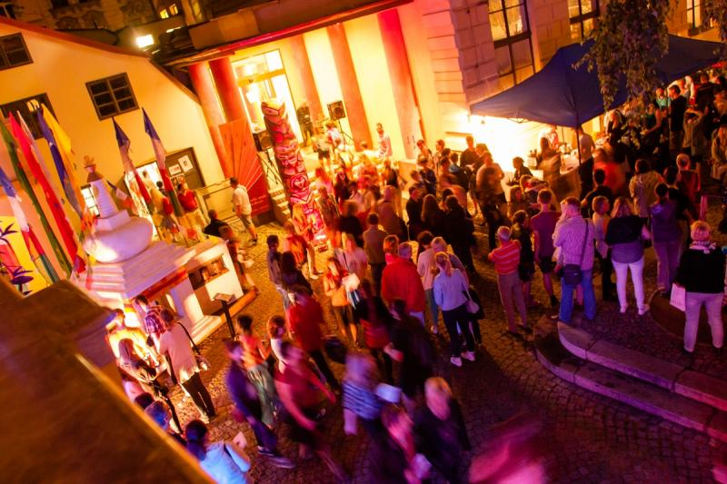 Pražská muzejní noc Foto: NM, oficiální zdroj
