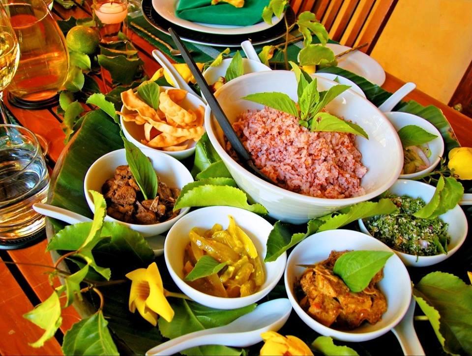 Street Food Rocks 2017: ukázka pokrmů ze Srí Lanky Foto: SFR