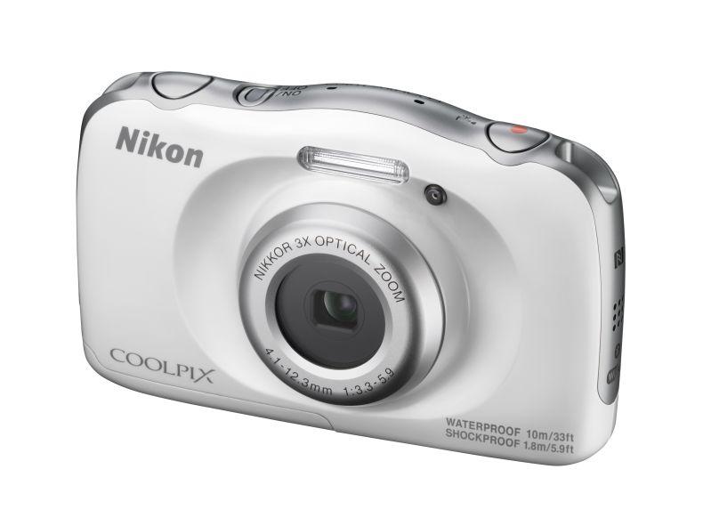 Nikon Coolpix W100  Foto: Nikon, oficiální zdroj