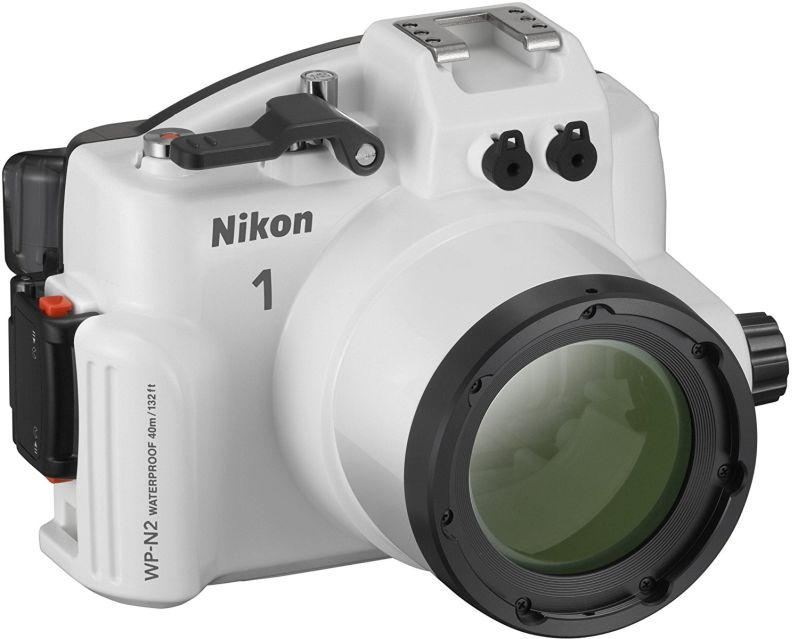 Podvodní pouzdro na fotoaparát Nikon  Foto: Nikon, oficiální zdroj