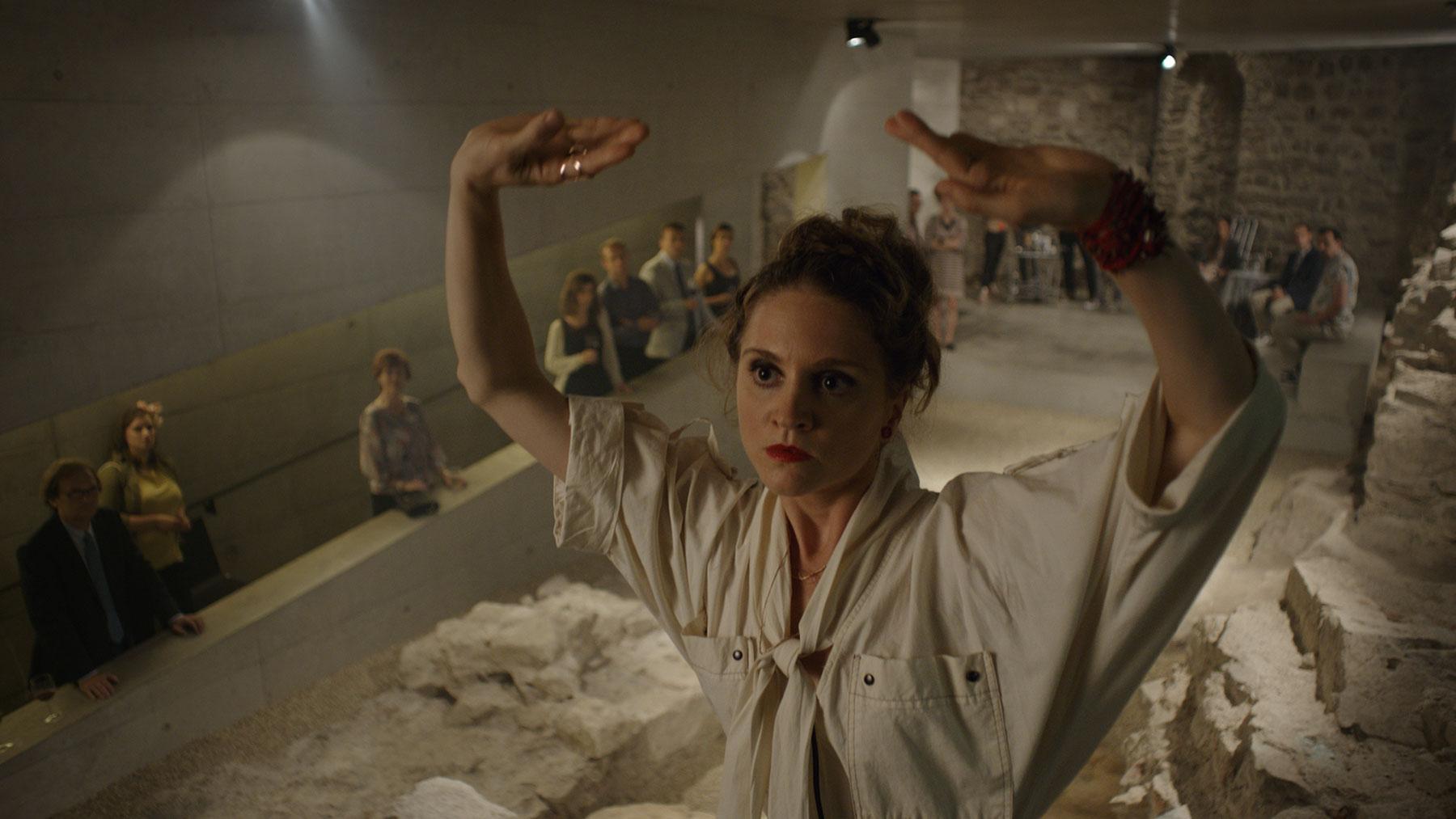 Pavlína Štorková ve filmu Kvarteto Foto: Evolution Films/Falcon