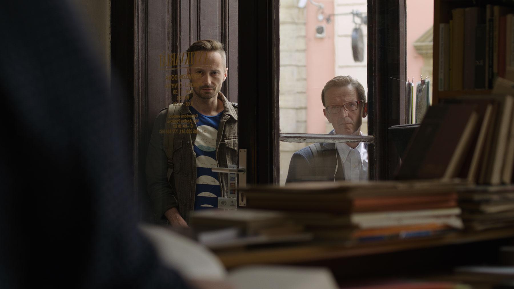 Ve filmu Kvarteto hrají rovněž Jaroslav Plesl a Zdeněk Julina Foto: Evolution Films/Falcon