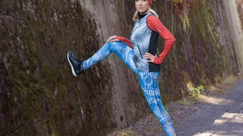Funkční stortovní oděv značky Nessi Sportswear Foto: ©Roman Hryciow - roman@fotobcs.pl/NESSI SPORTSWEAR, oficiální zdroj