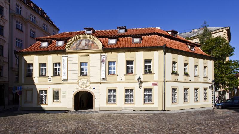 Náprstkovo muzeum Foto: Vaněk/Národní muzeum