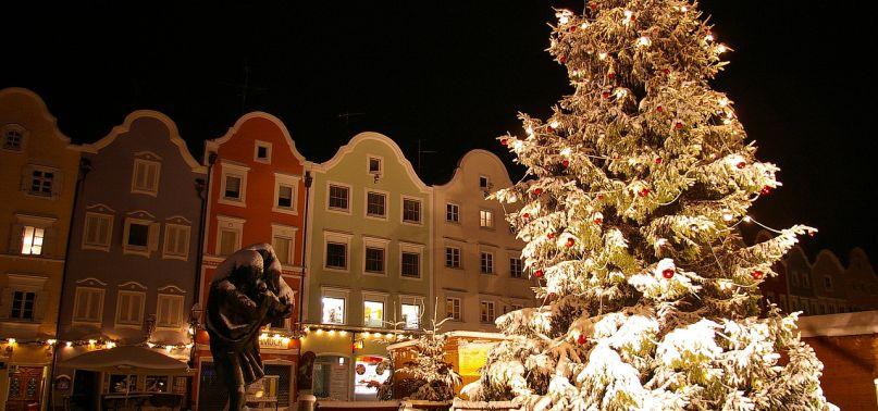 Advent v zahraničí - Schaerding v Horních Rakousích<br />  Foto: Sberbank/AspenPR, oficiální zdroj