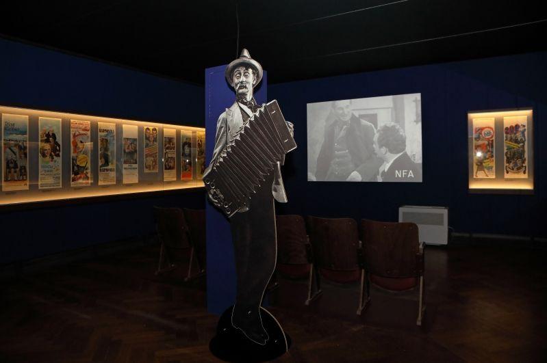 Výstava Český filmový plakát Foto: MHMP, oficiální zdroj