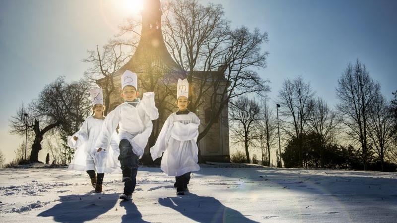 Tři králové Foto: ©Alžběta Jungrová