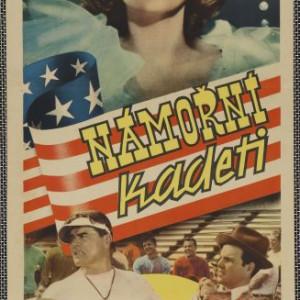 Námořní kadeti, režie Sam Wood, USA, 1937, autor plakátu neznámý, 1938