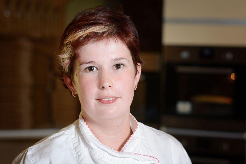 pekařka a cukrářka Pavla Stoklasová Foto: Spa hotel Lanterna, oficiální zdroj