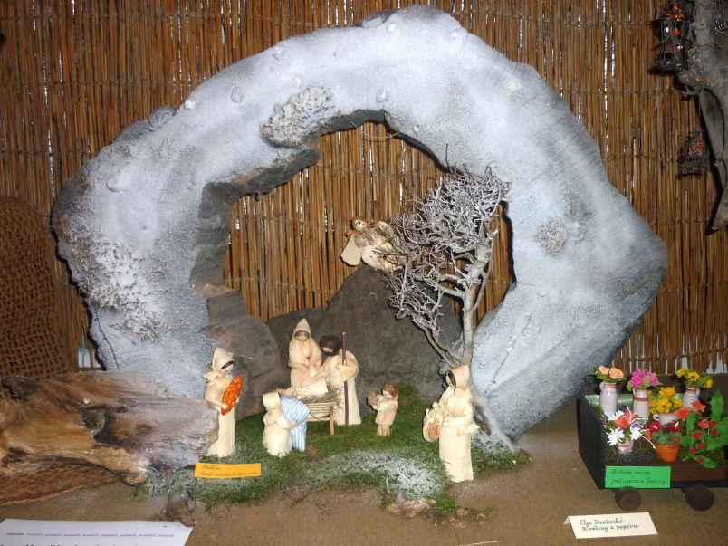 Vánoční výstava v  Botanické zahradě Přírodovědecké fakulty UK Foto: e-Newspeak