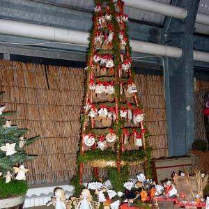 Vánoční výstava_autorka Miluše Koldová