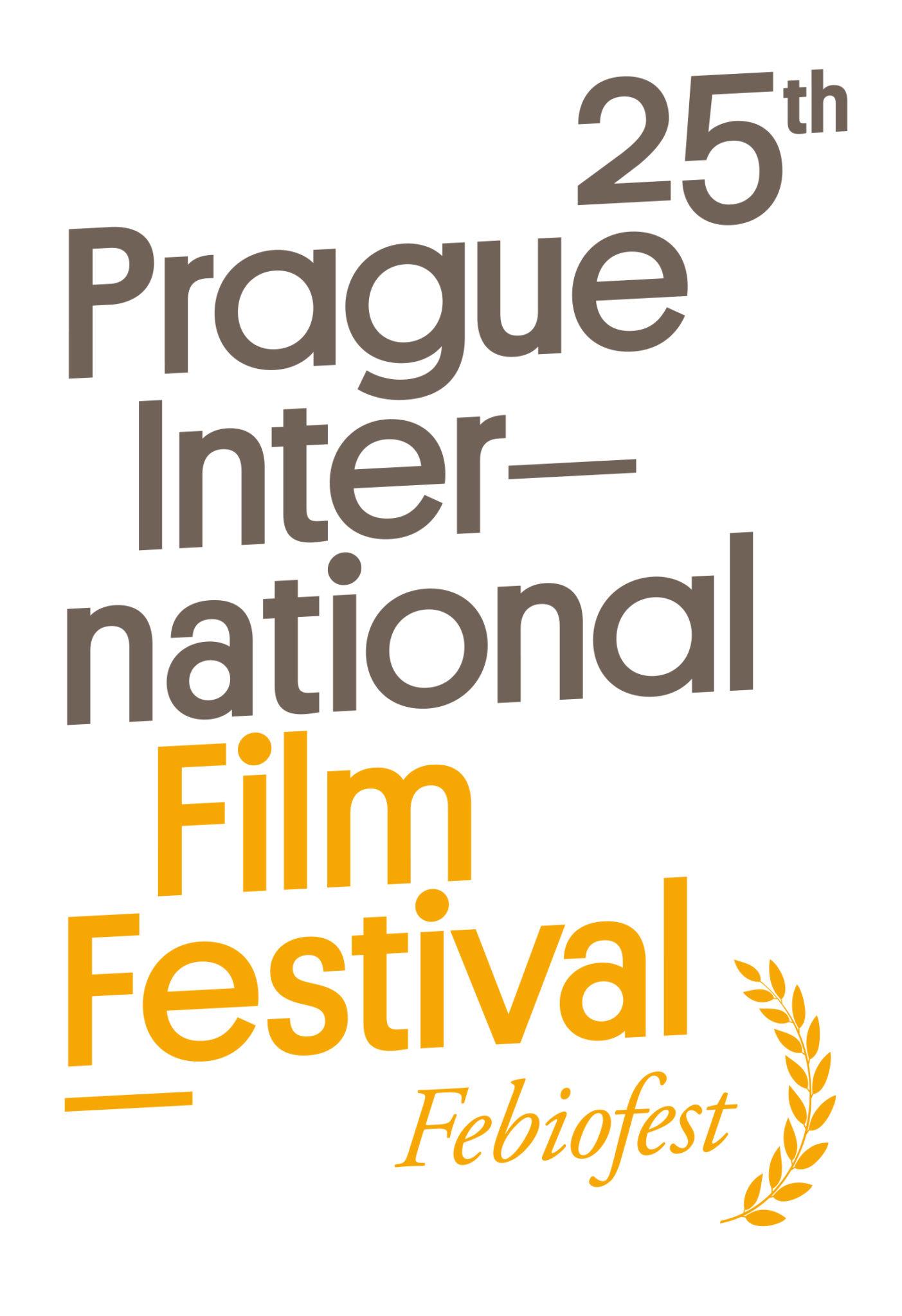 Logo Mezinárodního festivalu Praha - Febiofest Oficiální zdroj: MFF  Praha - Febiofest