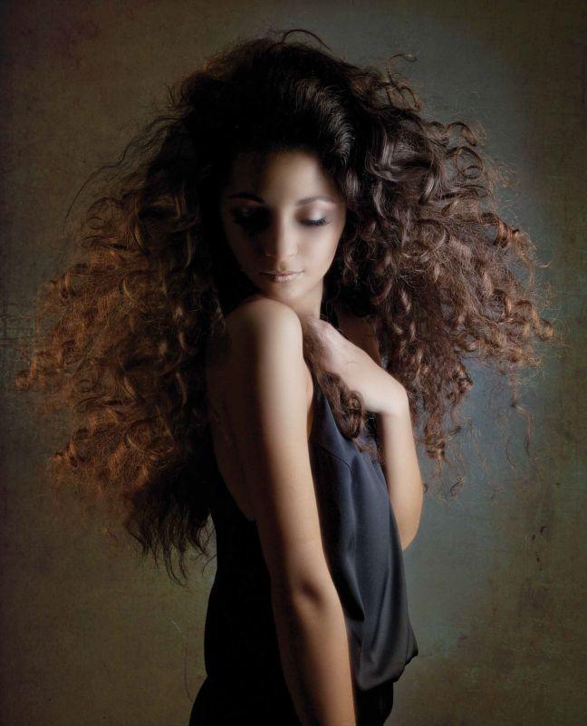 Vlasy jako mořská víla Foto: Natulique, oficiální zdroj