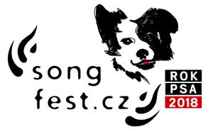 Songfest 2018 - logo Oficiální zdroj: Songfest.cz
