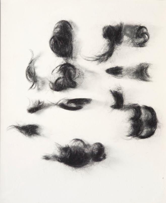 Běla Kolářová: Znaky, 1964 Oficiální zdroj: UPM