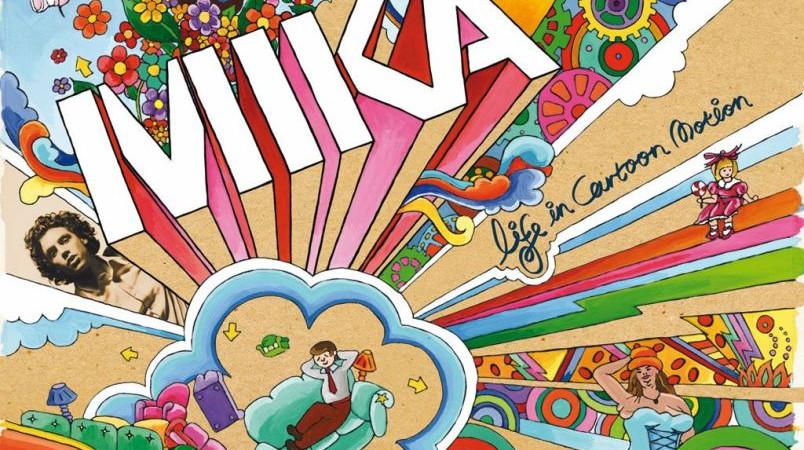 Pilot - Mika, plakát Foto: Pilot, oficiální zdroj