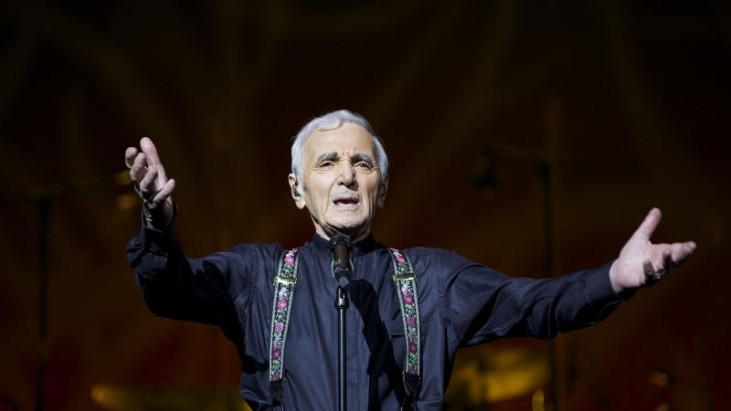Na MFF Praha - Febiofest zavítá Charles Aznavour Foto: MFF Praha - Febiofest