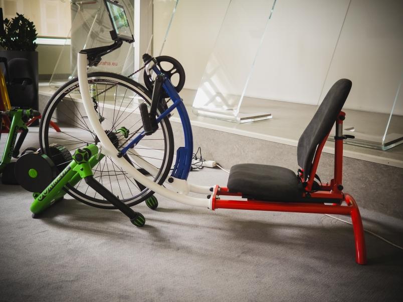 Handbike Foto: Cesty za snem, oficiální zdroj