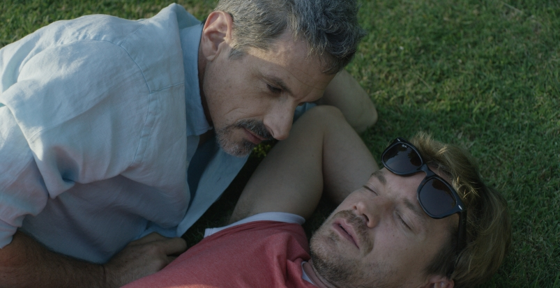 Nikdo se nedívá: Nico a Martín Foto: MFF Praha - Febiofest, oficiální zdroj