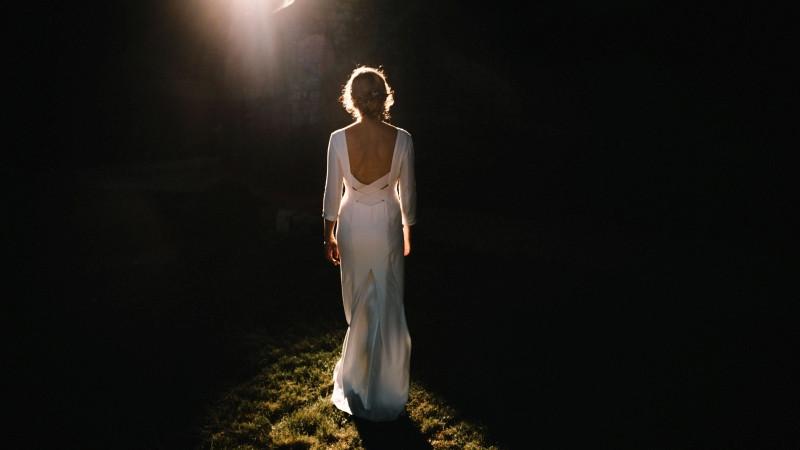 Svatební fotografie - kontrastní světlo Foto: Nikon, oficiální zdroj
