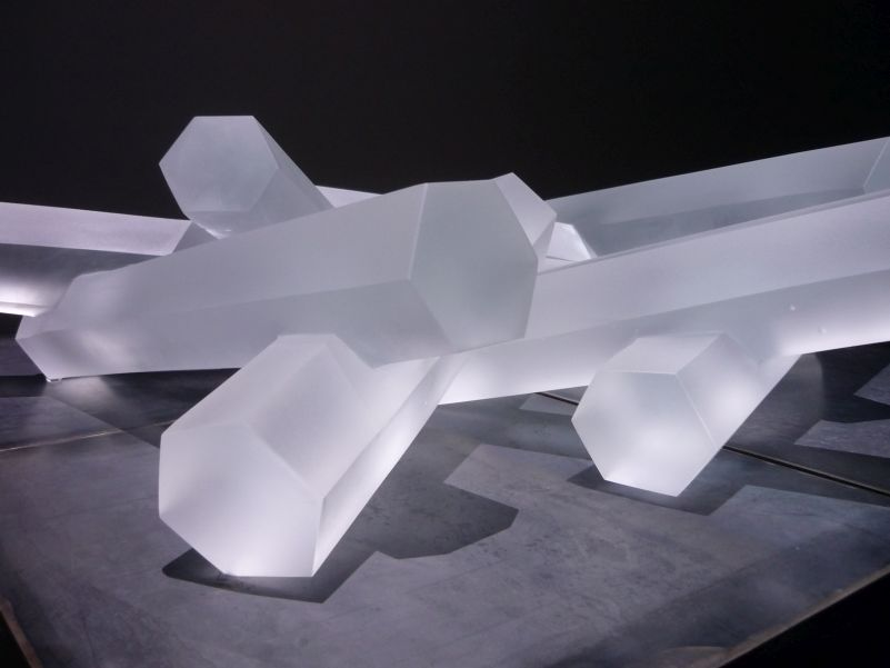 Designblok 2018 - Arthouse: Rony Plesl Foto: e-Newspeak
