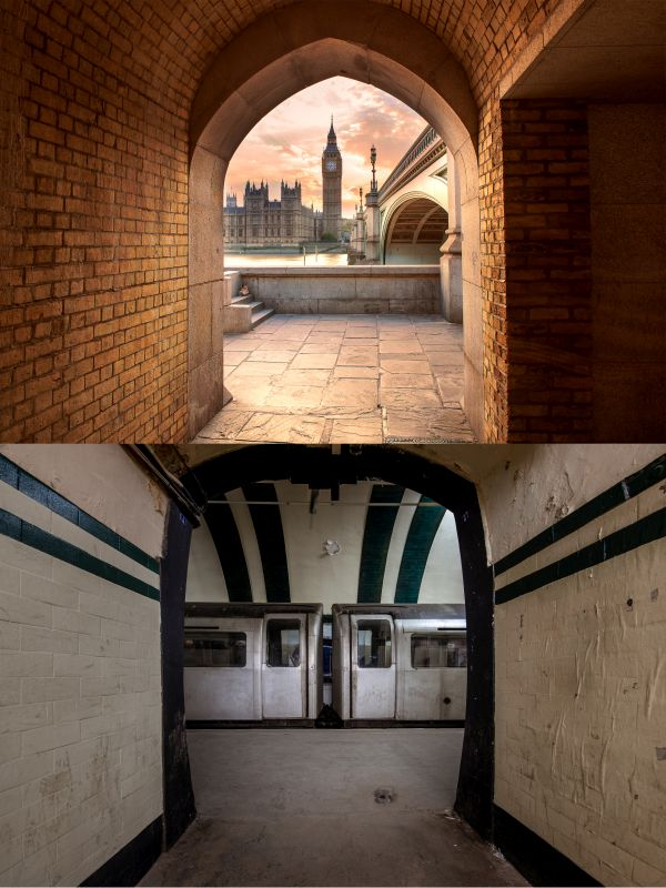 Londýn  Foto: Tomáš Sentpetery /Nikon, oficiální zdroj