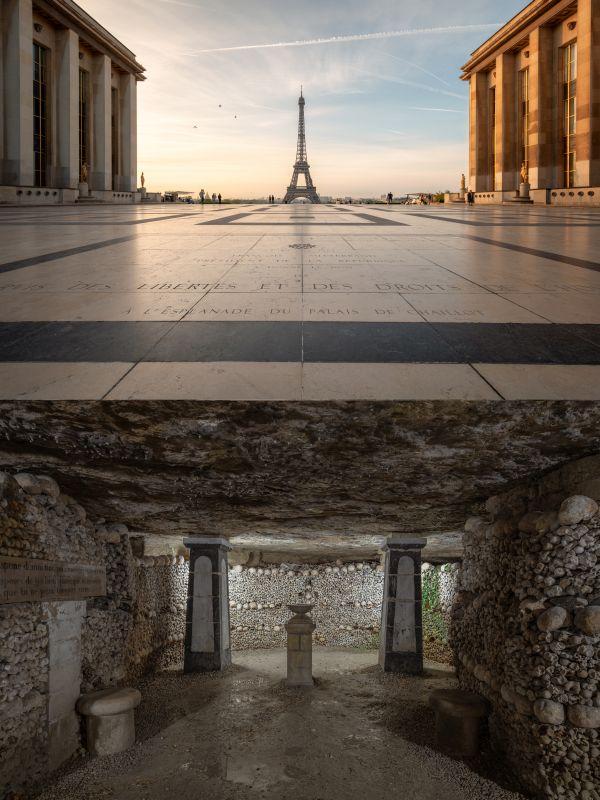 Paříž Foto: Tomáš Sentpetery /Nikon, oficiální zdroj