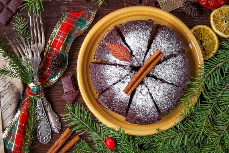 Bezlepkové cukroví - čoko dort Foto: Svět Cukrářů
