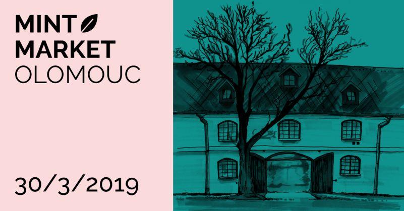 MINT Market Olomouc no1: pozvánka Oficiální zdroj: MINT Market