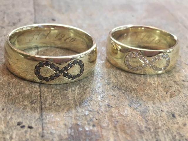 Výroční prsteny, Esterstyl Foto: Esterstyl, oficiální zdroj