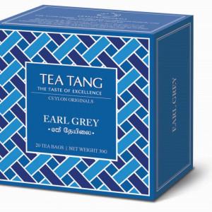 Cajova-zahrada_Tea Tang_Ceylon_Earl Grey tea, 20x1,5g, cena 69 Kč