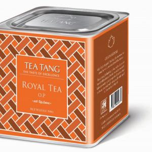 Cajova-zahrada_Tea Tang_Ceylon_Royal Tea OP, 100g v doze, cena 109 Kč