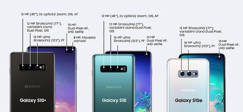 Galaxy S10+ Foto: Samsung, oficiální zdroj