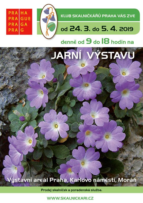 KSP: Jarní výstava-plakát Oficiální zdroj: KSP