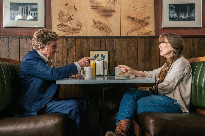 Gentleman s pistolí: Robert Redford a Sissy SpacekFoto: Eric Zachanowich © 2018 Twentieth Century Fox Film Corporation All Rights Reserved/MFF Praha - Febiofest, oficiální zdroj