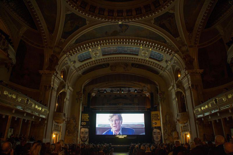 Redfordův Gentleman s pistolí byl úvodním filmem letošního ročníku festivalu Foto: MFF Praha - Febiofest, oficiální zdroj