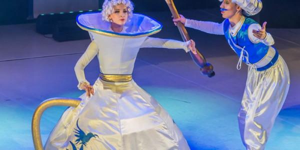 Balet o kávě: Cracovia Danza Foto: Letní slavnosti staré hudby, oficiální zdroj