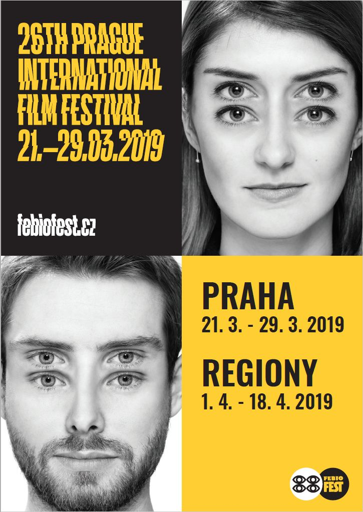 MFF Praha - Febiofest - plakát Oficiální zdroj: MFF Praha - Febiofest