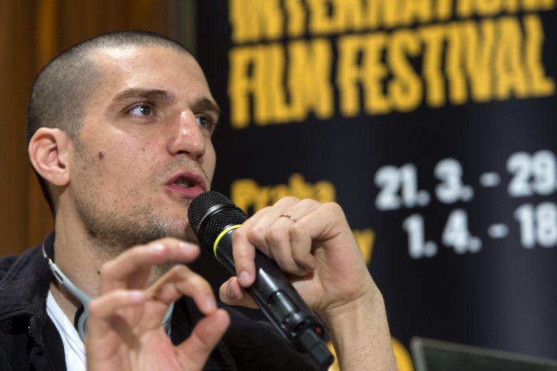 Louis Garrel Foto: MFF Praha - Febiofest, oficiální