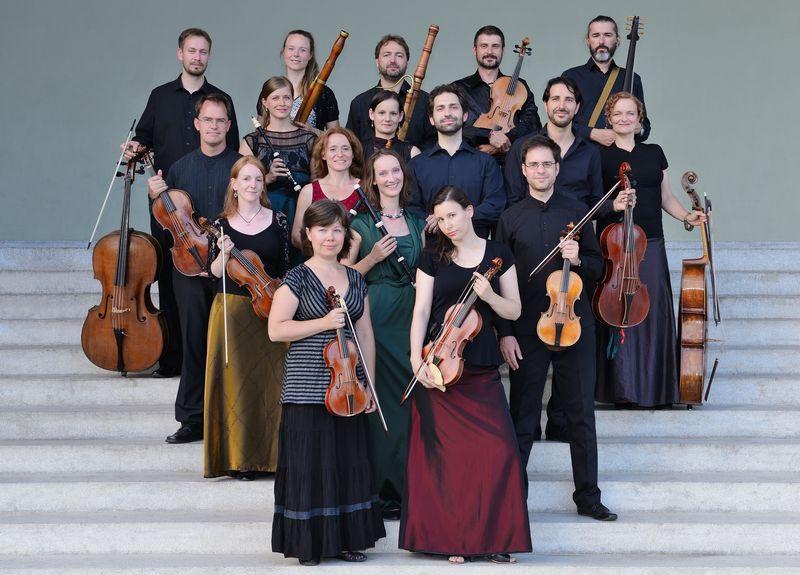 Večer pro krále: Collegium Marianum   Foto: Letní slavnosti staré hudby, oficiální zdroj