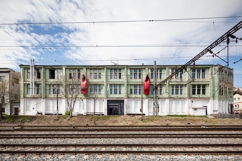 Den architektury 2019: Meet Factory Foto: Den architektury, oficiální zdroj