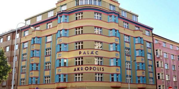 Den architektury 2019: Palác Akropolis Foto: Den architektury, oficiální zdroj