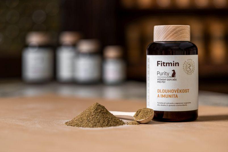 Doplněk stravy Fitmin Foto: Fitmin, oficiální zdroj