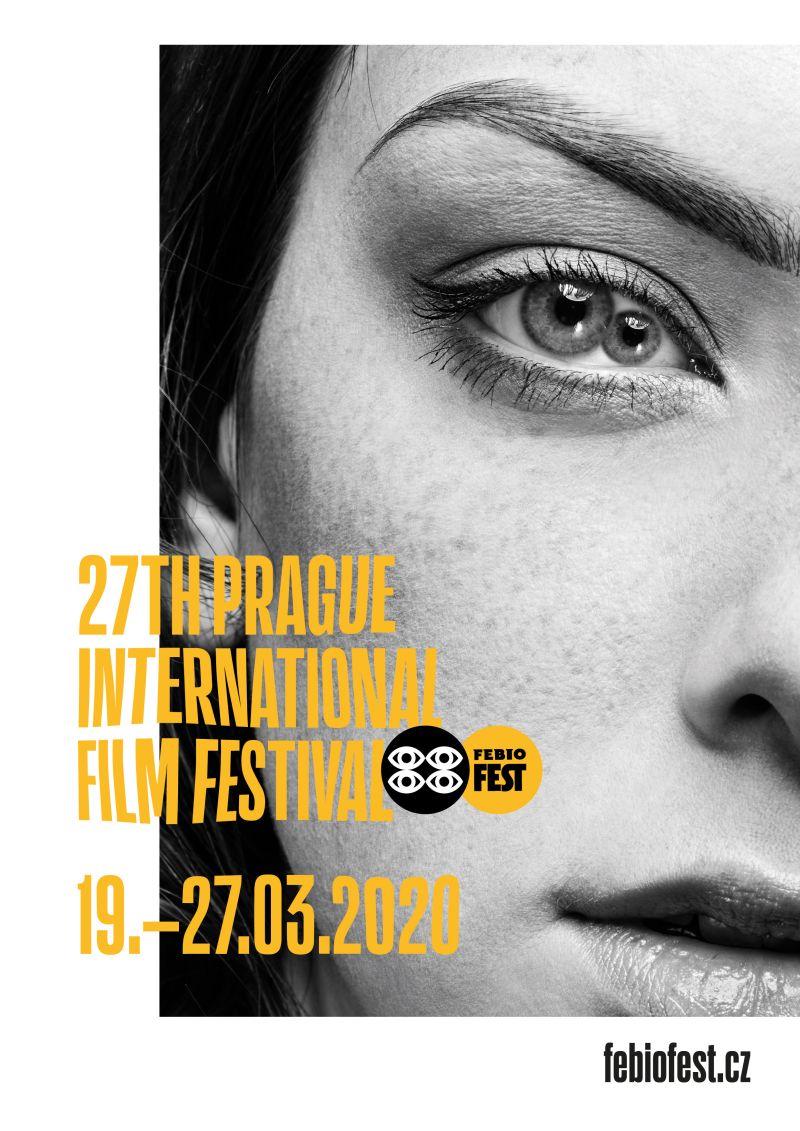 MFF Praha - Febiofest vizuál Oficiální zdroj: MFF Praha - Febiofest