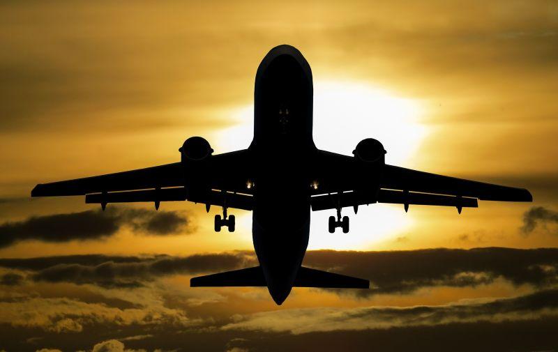 zájezd letadlem Foto: PxHere
